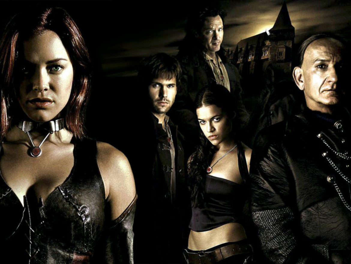 Terrible Game-Based Movie Review: BloodRayne